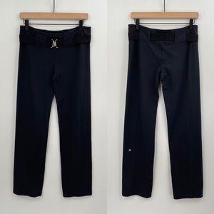 Lululemon Yoga Pants Black Size 8